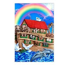 NoahsArk_16x20 Postcards (Package of 8)