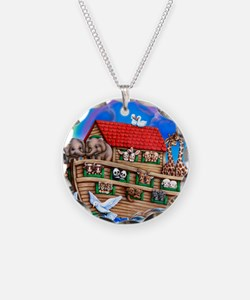 NoahsArk_16x20 Necklace Circle Charm