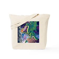 Dragons_Lair_16x20 Tote Bag