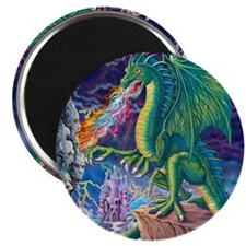 Dragons_Lair_16x20 Magnet