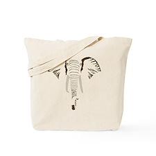 elephant final Tote Bag