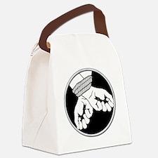 Bondage Circle Canvas Lunch Bag