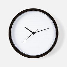 Savio white Wall Clock