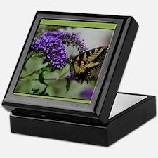 ButterflyhbdayDaughterinlaw Keepsake Box
