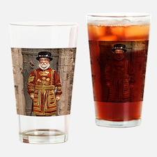 Yeoman Warder Drinking Glass