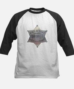 Presidio County Sheriff Baseball Jersey