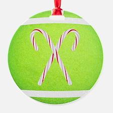 Tennis Ball Ornament, Stocking, Mag Ornament
