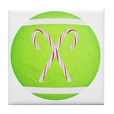 Tennis Ball Ornament, Stocking, Magne Tile Coaster