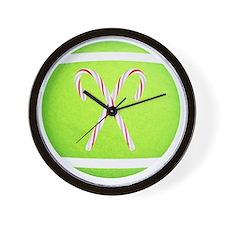 Tennis Ball Ornament, Stocking, Magnet Wall Clock