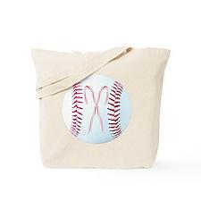 Baseball Christmas Ornaments, Magnets, Bu Tote Bag