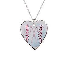 Baseball Christmas Ornaments, Necklace