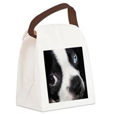 BT BE rnd orn Canvas Lunch Bag