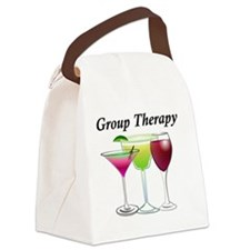 Group Therapy reg 1 Canvas Lunch Bag