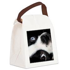 BT BE kindle sleeve Canvas Lunch Bag