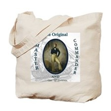 master and commander Tote Bag