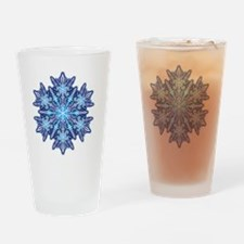 Snowflake Designs - 012 - transpare Drinking Glass