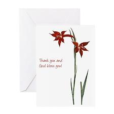 thankyou1 Greeting Card