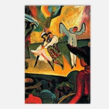 Macke: Russisches Ballet, Postcards (Package of 8)