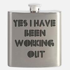 beenworkingout Flask