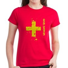 Militant Dafur Shirts Tee