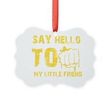 littlefriend1 Ornament