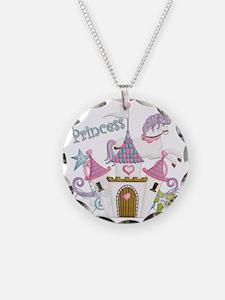 princess-plain copy Necklace