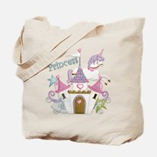 princess-plain copy Tote Bag