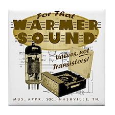 Valve Amplifier Tile Coaster