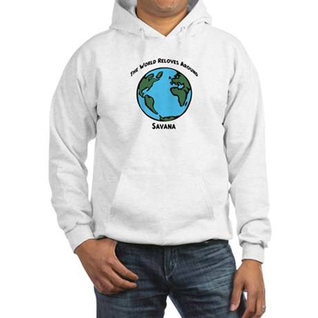 Revolves around Savana Hooded Sweatshirt