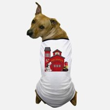 Fireman copy Dog T-Shirt