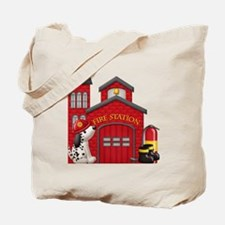 Fireman copy Tote Bag