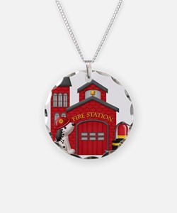 Fireman copy Necklace