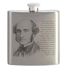 John Stuart Mill Flask
