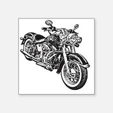 """moto Square Sticker 3"""" x 3"""""""