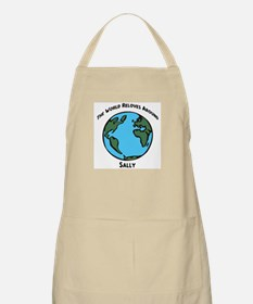 Revolves around Sally BBQ Apron