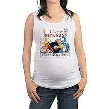 rockstar-3y copy Maternity Tank Top