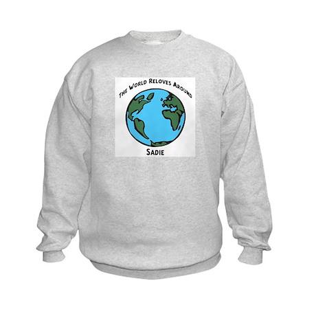 Revolves around Sadie Kids Sweatshirt