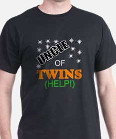 twins uncle T-Shirt