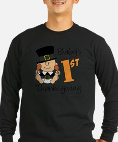 Babys First Thanksgiving T