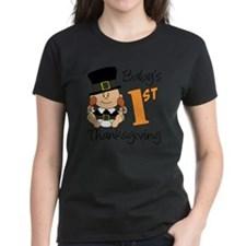 Babys First Thanksgiving Tee