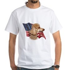 Poodle (Apr) Flag Shirt