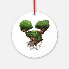 DryadCafePress Round Ornament