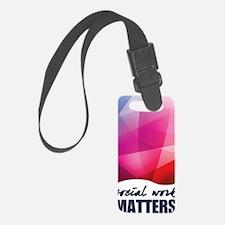SWM-Logo16x20 Luggage Tag