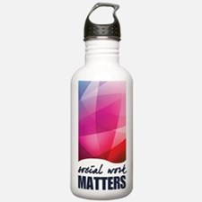 SWM-Logo16x20 Water Bottle