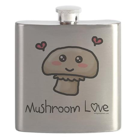 mushroomlove Flask