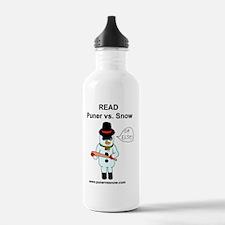 Read, Or Else! Water Bottle