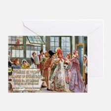 1 A PEREZ Milliners - Glimpses Bygon Greeting Card