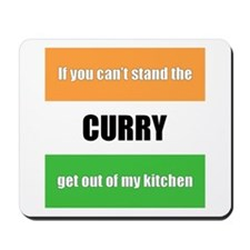 Curry Lover Mousepad
