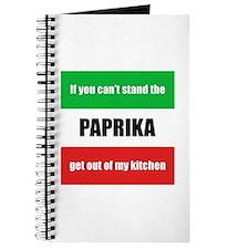 Paprika Lover Journal