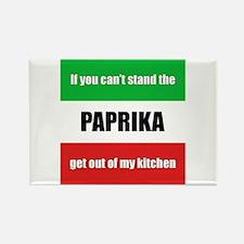 Paprika Lover Rectangle Magnet